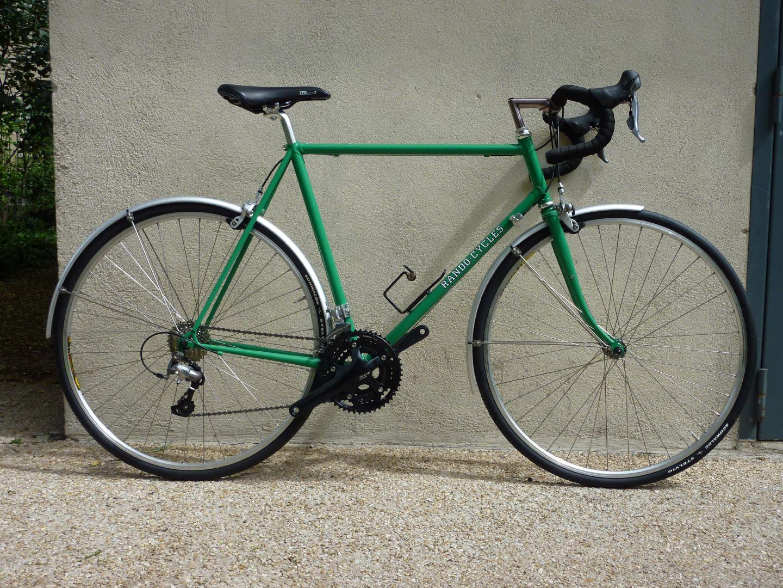 Rando-Cycles est le fabriquant français du vélo d'expédition.